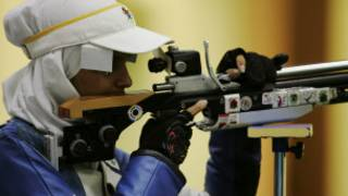 ضمنت قطر مقعداً لرياضية ثالثة الى اولمبياد لندن