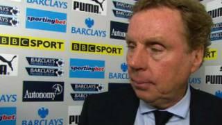 Kocin Tottenham, Harry Redknapp