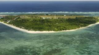 Остров Пагаса (Титу) - часть спорных островов Спартли
