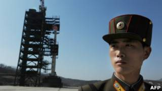 Mísseis norte-coreanos | Foto: AFP