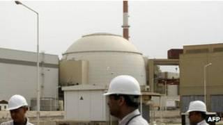 Instalação nuclear no Irã
