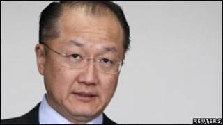 جیم یونگ کیم، رئيس جديد بانک جهانی