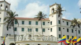 Отель Карибе