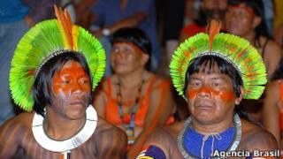 Índios brasileiros | Foto: Agência Brasil