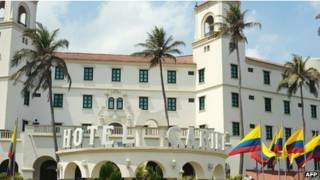 Khách sạn Caribe