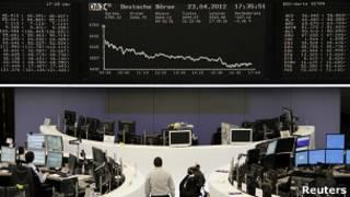 بازار بورس اروپا