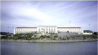 Тюрьма Сан-Квентин в Калифорнии