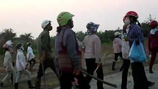 Vụ cưỡng chế đất ở Văn Giang, Hưng Yên
