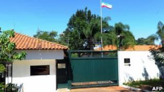 посольство Ирана в Бразилии