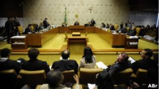 Julgamento do STF sobre a constitucionalidade do sistema de cotas (Fabio Rodrigues Pozzebom/ABr)