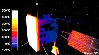 Спутник будет защищен специальной плотной  термозащитной обшивкой