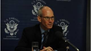 جيمس سوان، السفير الأميريكي لدى الصومال