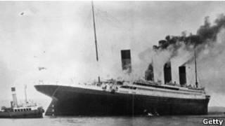 老泰坦尼克號