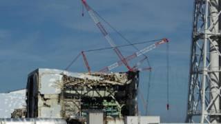 مفاعل فوكوشيما النووي