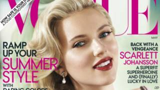 Vogue英國版五月號