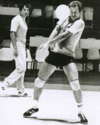 Bernard nos anos 1980