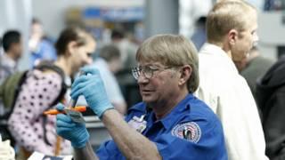 اجراءات امنية في مطار امريكي