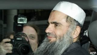Радикальный мусульманский проповедник Абу Катада