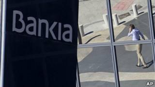 Ngân hàng Tây Ban Nha Bankia