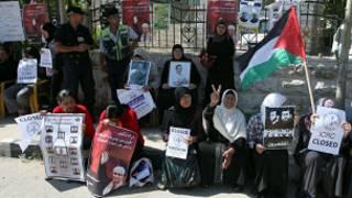 أهالي المعتقلين الفلسطينيين