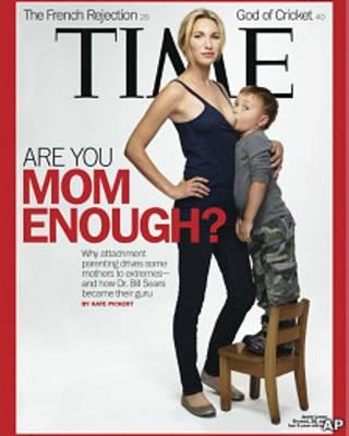 Ảnh trang bìa Tạp chí Time