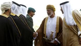 يوسف بن عبدالله وزير خارجية سلطنة عمان