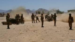 مدفعية الجيش اليمني
