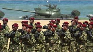 Sri Lanka military