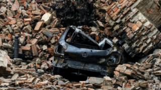 Gempa Italia
