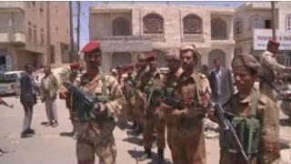 Abasirikare ba Yemen bahitanwe n'ikibombe