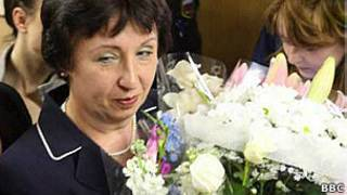 Татьяна Иванова в суде