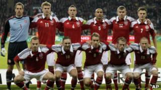 منتخب الدنمارك
