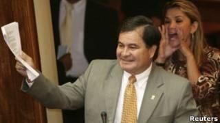 Senador boliviano Roger Pinto Molina (foto:Reuters)