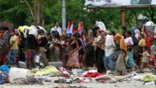 Người tị nạn Miến Điện