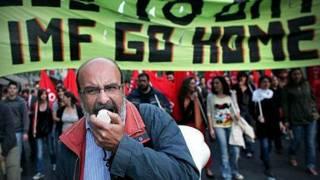 Errikos Finalis, miembro del Secretariado Ejecutivo de Syriza
