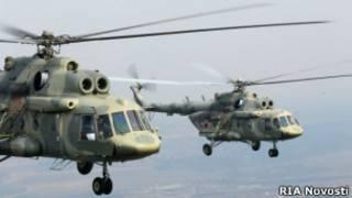 Пентагон планировал купить 63 Ми-17 для армии Афганистана