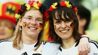 هوادارن تیم ملی آلمان
