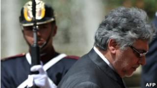 Presidente deposto Fernando Lugo (Foto: AFP)