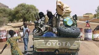 مسلحون شمالي مالي