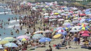 西班牙旅遊度假地之一的伊比扎(Ibiza)