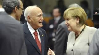 Lãnh đạo châu Âu trong cuộc họp