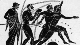 الألعاب الأولمبية القديمة