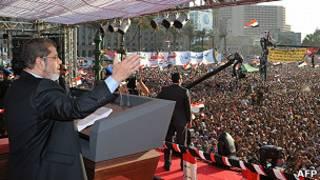 Mohammed Mursi