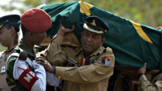 बांग्लादेश विद्रोह