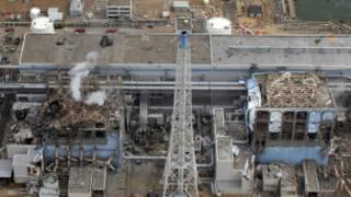 ဂျပန် ဖူကူရှီးမား ပျက်စီးမှု မြင်ကွင်း