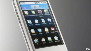 Teléfono con Android