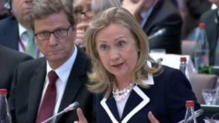 Hillary Clinton - BBC