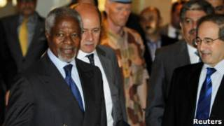 Kofi Annan (archivo)