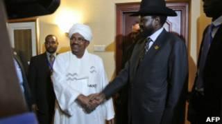 Pertemuan Presiden Sudan