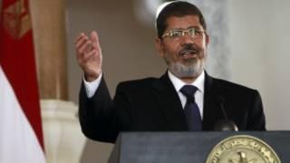 Prezida Mohammed Morsi